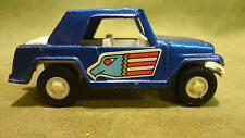 VINTAGE ANTIQUE '70'sTootsietoy 1970 Jeepster Jeep