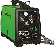 NEW FORNEY 309 120 VOLT 30 - 140 AMP HEAVY DUTY ELECTRIC MIG WELDER KIT 8909392