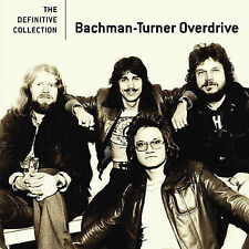 The  Definitive Collection by Bachman-Turner Overdrive (CD, 2008, Mercury) NEW