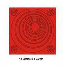 Colourful Circle & Flower Removable Wall Sticker Kids Decor Nursery Decals