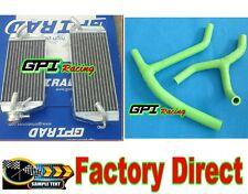 fit KAWASAKI KXF450 KX 450 F KX450F 06 07 08 2008 2006 2007 radiator and Y hose