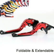 Folding Extend Motorcycle Brake Clutch Levers For Bajaj Pulsar 200 NS All Years