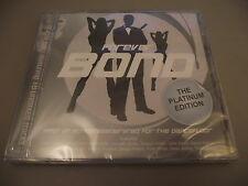 *NEW* FOREVER BOND PLATINUM EDITION DANCE REWORKS 2 CD BARRY ROZALLA ANGIE BROWN