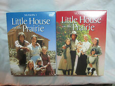Lot of2~Little House on the Prairie~First Second Season~44 Episodes~12 DVD~LBDVY