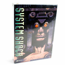 System Shock for Windows 95 by ORIGIN Systems In Big Box, 1994, Horror, Sealed