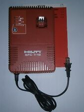 HILTI BATTERY CHARGER SFC 7/18  For Cordless Tool