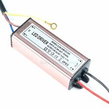 30W Watt High Power LED Driver 50-60HZ Waterproof Transformer  power supply