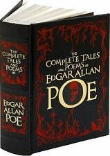 The Complete Tales and Poems of Edgar Allan Poe (Barnes & Noble Leather Classic)