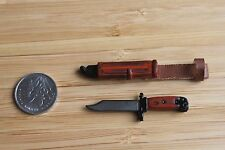 The 21st Century Ultimate Soldier dagger Knife for 12'' Russian Figure Toys
