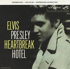 Rare Copy Elvis Presley Heartbreak Hotel Limited 50th Anniversary Release CD