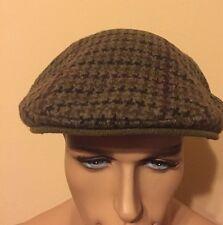 Polo Ralph Lauren Wool Blend Driver Hat Cap Olive Multicolor  Large / Xlarge