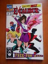 EXCALIBUR #34 Marvel Comics  [SA42]