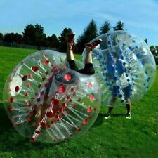 1.5M PVC Inflatable Bubble Zorb Ball Zorbing Human Hamster Soccer Ball