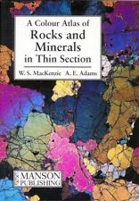 Rocks and Minerals in Thin Section: A Colour Atlas (Paperback), M. 9781874545170