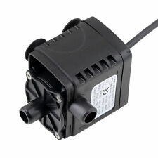 12V DC CPU Cooling CAR Brushless Water Oil Pump Waterproof Submersible J#~