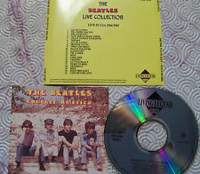 "BEATLES ""CONQUER AMERICA"" CD LIVE ED SULLIVAN SHOWS 1964-65 + SHEA STADIUM LLR07"