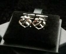 CHIVAS Regal Scotch Whisky silver CUFFLINKS Mens Jewelry cuff links no shirt hat