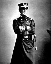 New 11x14 Civil War Photo: Union - Federal Admiral David Farragut, U.S. Navy