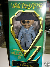 Living Dead Dolls    Lost in OZ   { the scarecrow }  2015 collector Doll