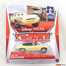 Disney Pixar Cars 2 Victor Paveone 2013 Palace Chaos series #6 of 9