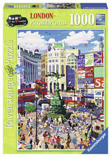 Ravensburger 2014 London Piccadilly Circus 1000 Piece Puzzle-NEUF