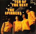 THE SPINNERS ten of the best SFXL 51 1/2 early press uk fontana LP PS EX/EX
