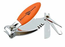 Fishing Line Clippers - 7 Function Fishing Tool Easy Line Clipper Tool w Lanyard