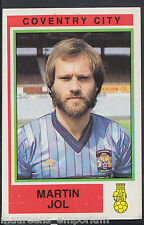 Panini Football 1985 Sticker - No 66 - Coventry City - Martin Jol