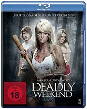 DEADLY WEEKEND [Blu-ray Disc]