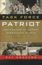 Task Force Patriot and the End of Combat Operations in Iraq-ExLibrary