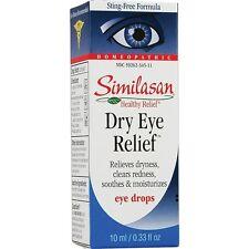 SIMILASAN #1 DRY Eyes Red Eye Drops 10 ML