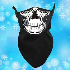 Skull Neoprene Face Mask Neck Warm Veil Winter Sport Ski Motorcycle Cycling Bike
