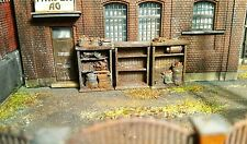 Set of three High detailed resin casting furnitures By R&M suit HO OO gauge