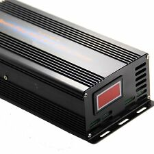 48V20A battery charger High frequency lead acid Negative Pulse Desulfation