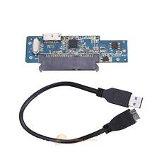 5Gb Super Speed USB 3.0 To SATA 22 Pin 2.5'' Hard Disk Driver SSD Adapter Card