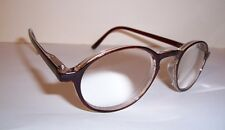 +7.00 Reading Glasses Full Lens Magnified 700 w/ Spring hinge Quality HIGH POWER