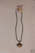 NEW  POWERPUFF GIRLS BUTTERCUP  NECKLACE