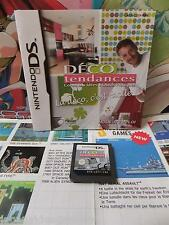 Nintendo DS:Déco Tendances [TOP JEU] SANS BOITE - Fr