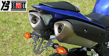 Kennzeichenhalter Tail Tidy für Yamaha YZF R1 2009-2014 mini und ori Blinker