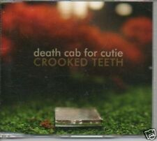 (O884) Death Cab for Cutie, Crooked Teeth - DJ CD
