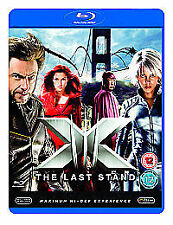 X Men 3 - The Last Stand (Hugh Jackman) **NEW & SEALED** BLU RAY