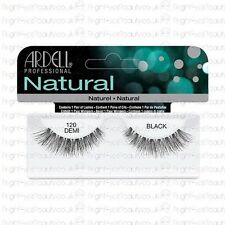 **3 PACK** ARDELL #120 GENUINE 100% HUMAN HAIR FALSE EYELASHES LASHES
