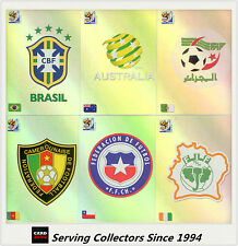 2010 South Africa World Cup Soccer Premium Card Set (198)-Rare & Great Value!
