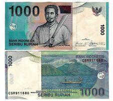 INDONESIEN INDONESIA 1000 1.000 RP 2000/2008 UNC P 141