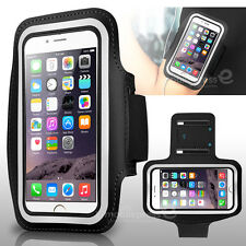 Running Jogging Sport Arm Sleeve Armband iPhone Pouch Case Washable Cover Holder