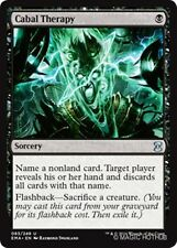 CABAL THERAPY Eternal Masters MTG Black Sorcery Unc