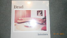 Brad - Interiors LP sealed vinyl record OOP RARE 1997 Pearl Jam Loosegroove