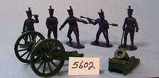 Armies In Plastic 5602 French Line Foot Artillery - Waterloo 1815 1:32 Figures