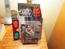"STAR WARS ""WALMART EXC 3-D"" 3 3/4 2012 (AURRA SING ""Assassin"" #1 OF 12)SALE!!!"
