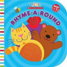 Rhyme-a-Round (Little Scholastic)